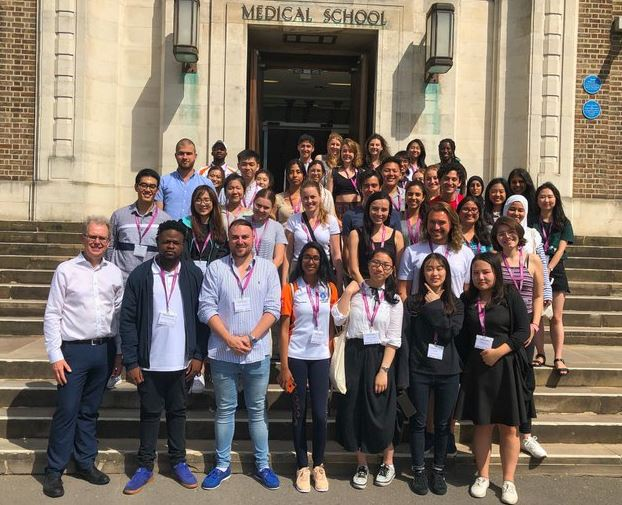 Health Sciences Summer School Group