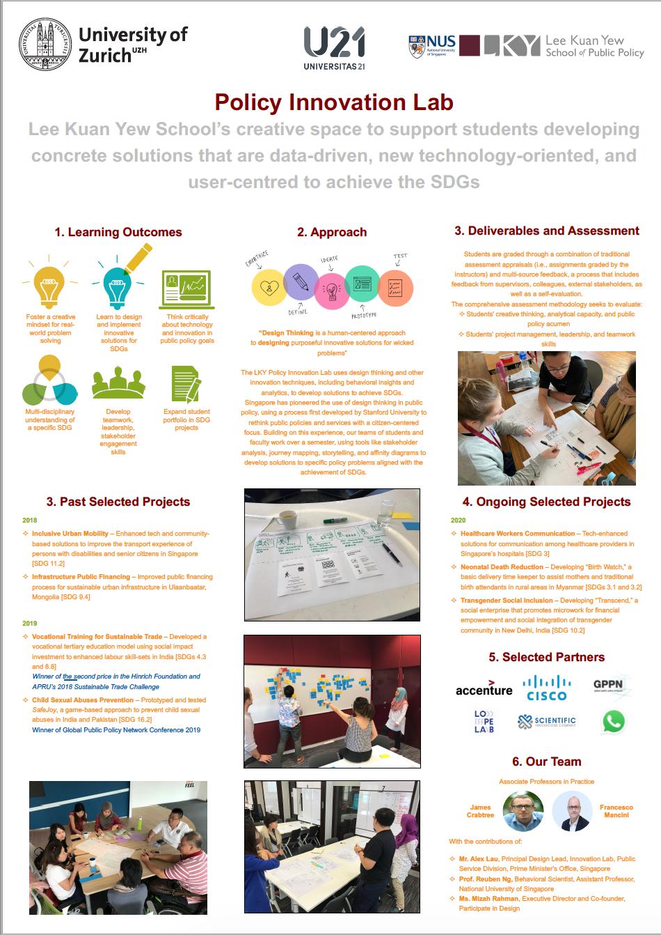 Policy Innovation Lab Universitas 21