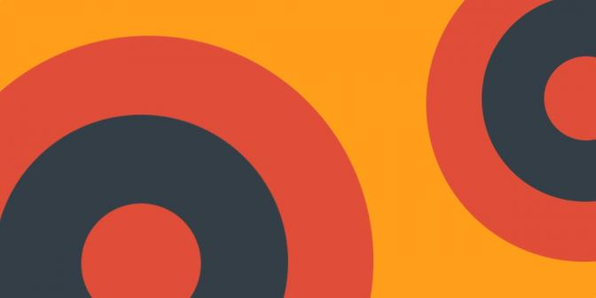 Circles in U21 colours