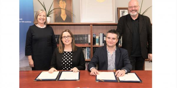 UCD and UoN first U21 MoU